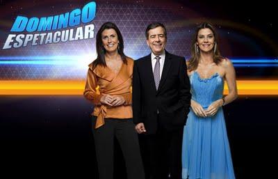 Prévia: Reportagem da Semana no ''Domingo Espetacular'' Vence o Fantastico - (15/04)