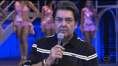 """Devido a baixa audiência """"Domingão do Faustão"""" vira preocupação para Globo"""