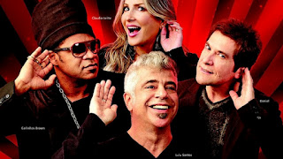 """The Voice Brasil"" garante ótima audiência para Globo neste domingo - (30/09)"