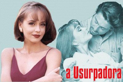 Confira as estrelas do elenco da novela 'A Usurpadora, gravada em ...