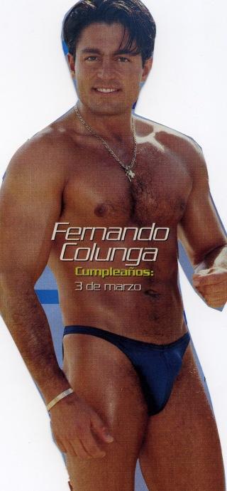 Fernando Colunga Olivares  Cidade Do M  Xico  3 De Mar  O De 1966