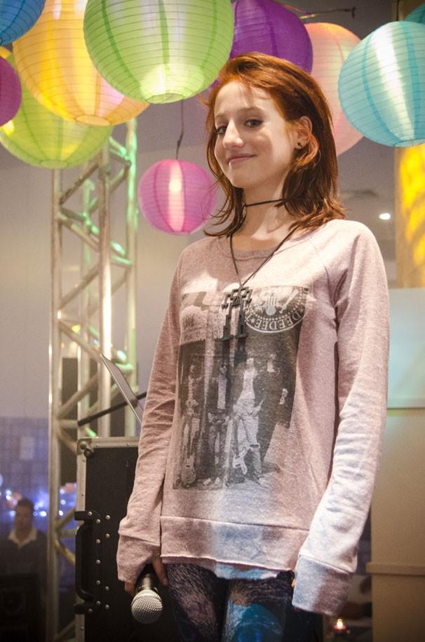 Malhação 2013: Bruna Griphao é Giovana, uma aspirante a rock star