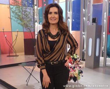 com Fatima Bernardes 19/03/2014: Bella Falconi diz sair da dieta e ...