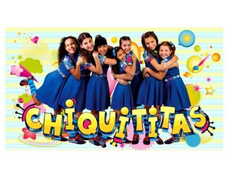 CHIQUITITAS 310b5-toalha-de-banho-infantil-camesachiquititas-086564500