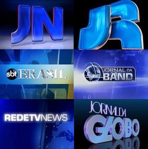 telejornalismo jornais telejornais