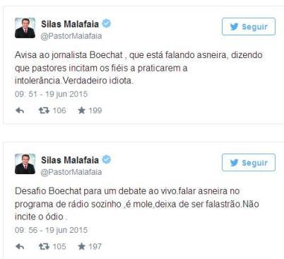 SILAS MALAFAIA