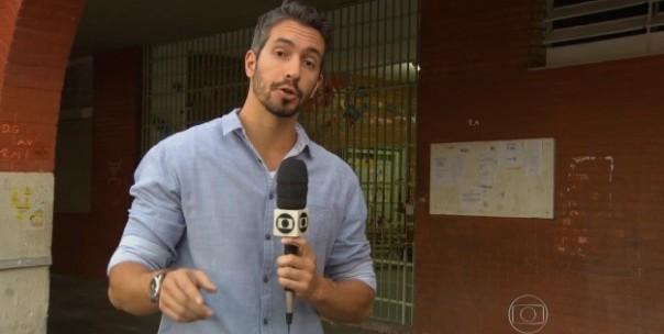 Danilo_Vieira REPORTER GLOBO _Globo