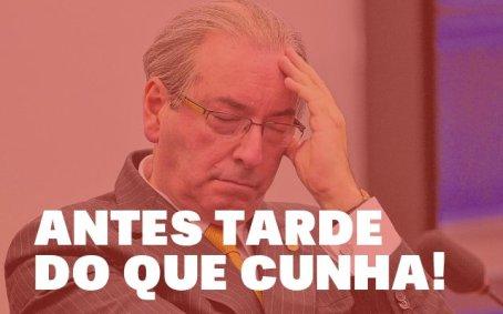 fora Eduardo Cunha pmdb rj